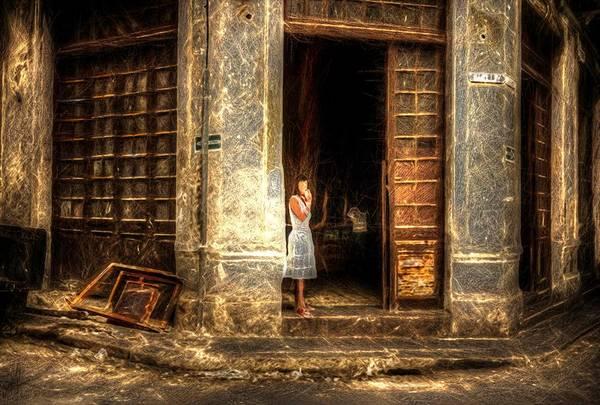 Streets Of Cuba Art Print