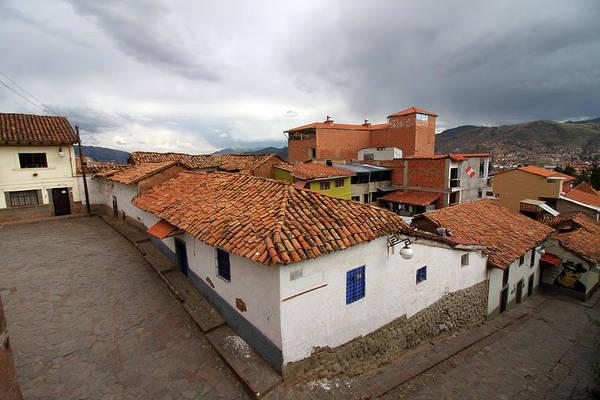 Photograph - Streets Of Cusco, Peru by Aidan Moran