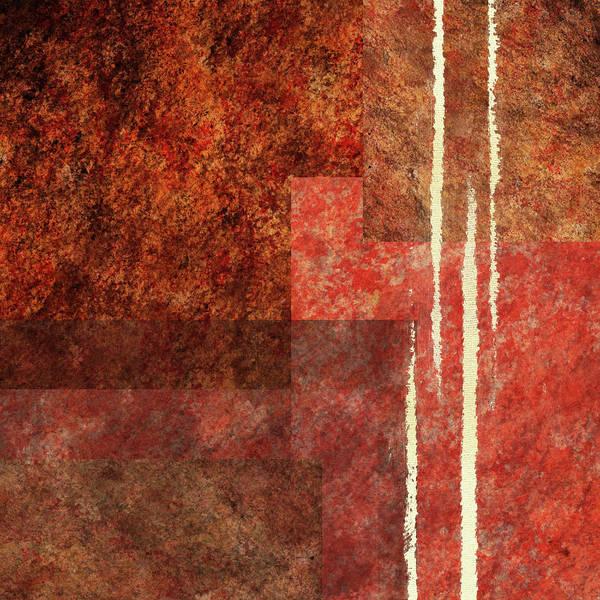 Painting - Striking Abstract I by Irina Sztukowski