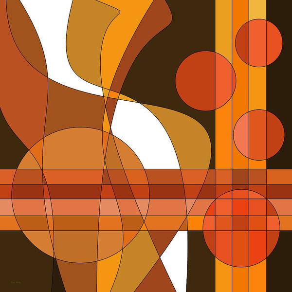Digital Art - Strings by Val Arie