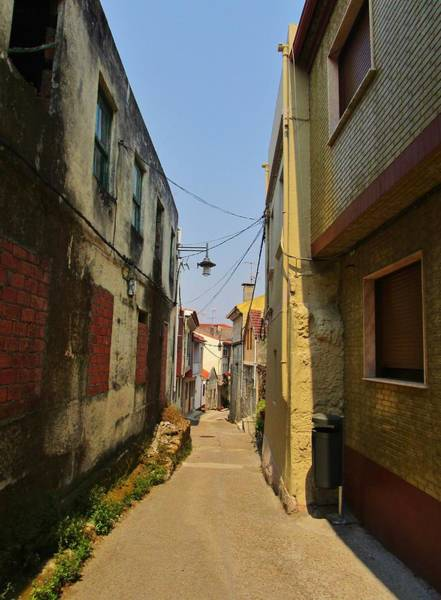 Photograph - Strolling  The Alleys by Rosita Larsson