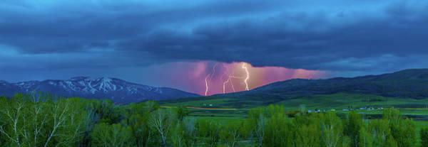 Photograph - Storm Peak  by Kevin Dietrich