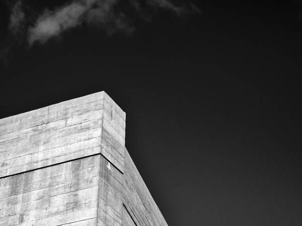 Photograph - Strong Contrast Wall - Madison - Wisconsin by Steven Ralser