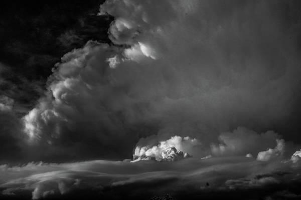 Photograph - Strong Nebraska Thunderstorms 018 by NebraskaSC