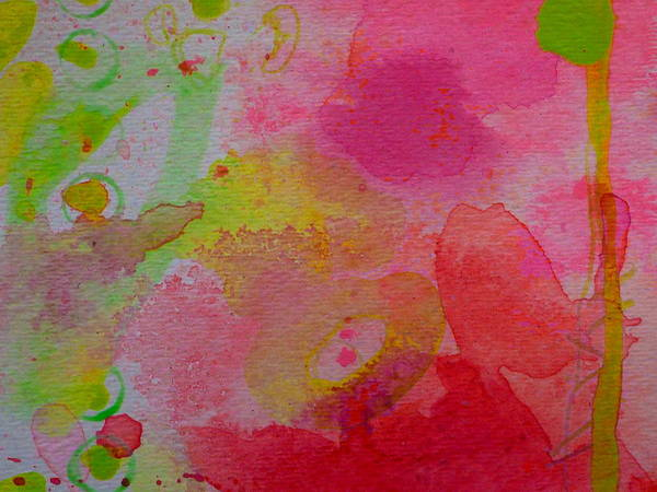 Painting - Stronger Every Day by Tracy Bonin