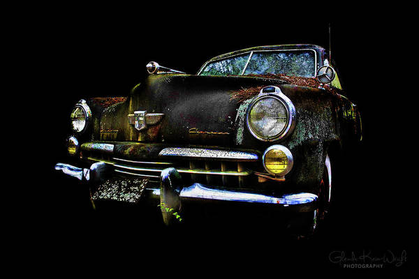 Photograph - Studebaker by Glenda Wright
