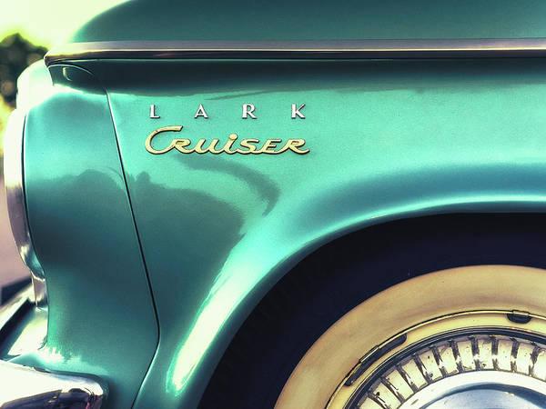 Studebaker Photograph - Studebaker Lark Cruiser by Jon Woodhams