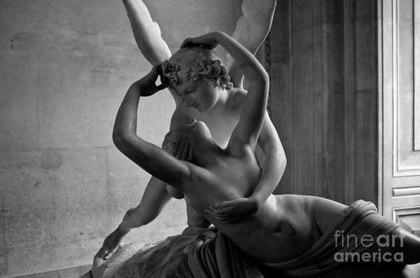 Cupid And Psyche Art Print