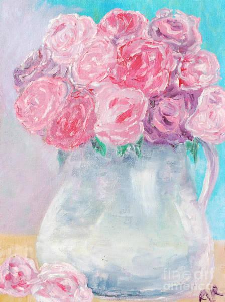 Painting - Study  by Reina Resto