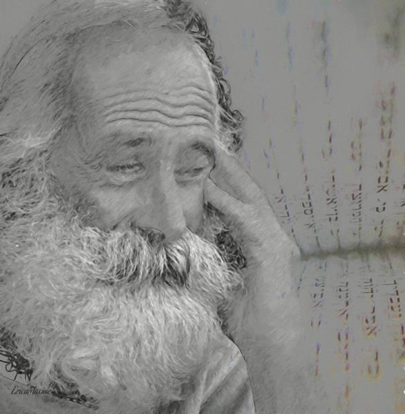 Photograph - Studying The Torah by Ericamaxine Price
