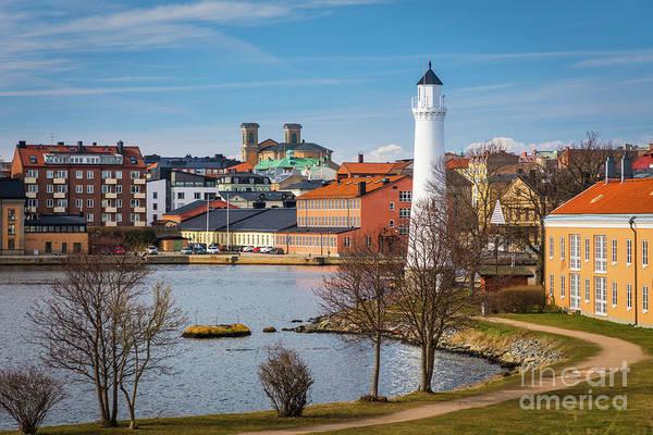 Sverige Photograph - Stumholmen Island by Inge Johnsson