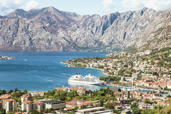 Photograph - Stunning Kotor by Didier Marti