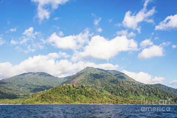 Photograph - Stunning View Of Pulau Tioman  by Didier Marti