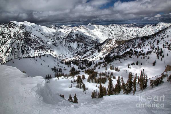 Photograph - Stunning Views From Great Scott by Adam Jewell
