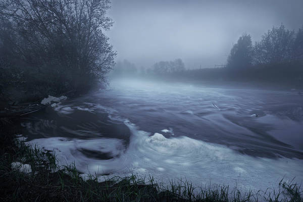 Sturgeon River Photograph - Sturgeon River by Dan Jurak