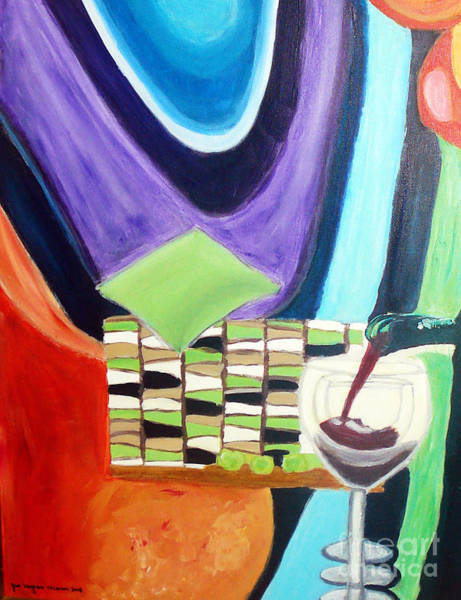 Painting - Style by Yael VanGruber