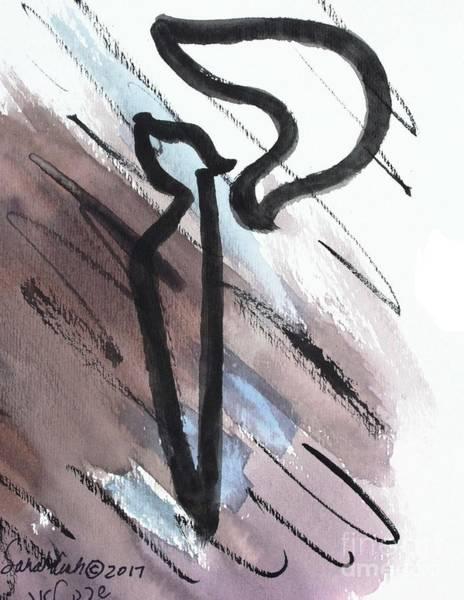 Stylish Kuf Ku6 Art Print