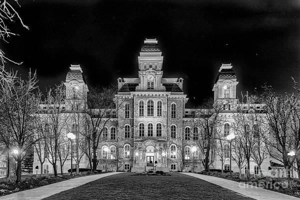 Photograph - Su Hall Of Languages by Rod Best
