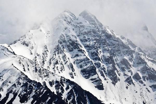 Photograph - Sub-zero - Denali National Park by KJ Swan