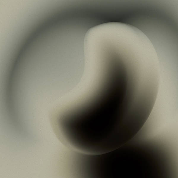Subjective Digital Art - Subconscious 2 by Vic Eberly