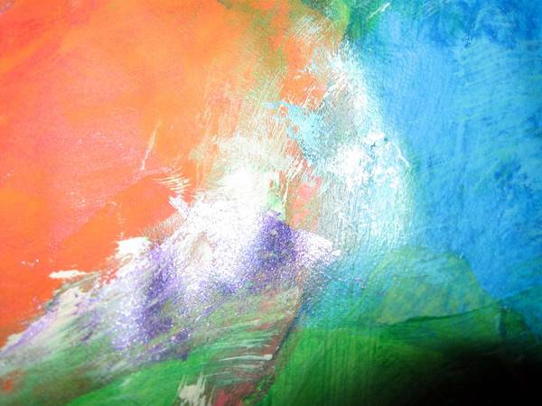 Understanding Painting - Sublime Surge by Paula Andrea Pyle