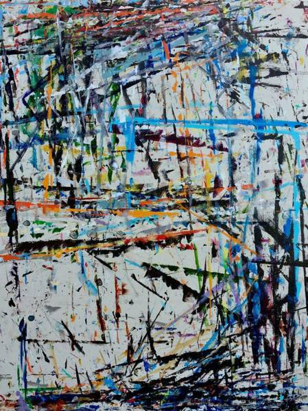 Painting - Subterfuge by Joel Tesch