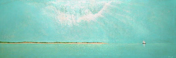 Painting - Subtle Atmosphere by Jaison Cianelli
