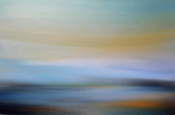 Painting - Subtle Beginning by Dan Sproul