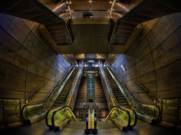 Photograph - Subway by Stefan Nielsen