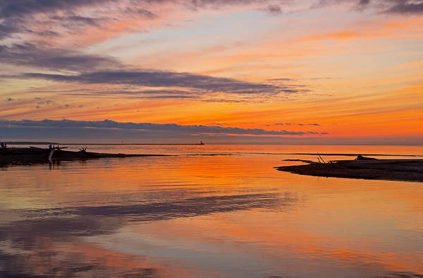 Photograph - Sucker River Sunset by Gary McCormick