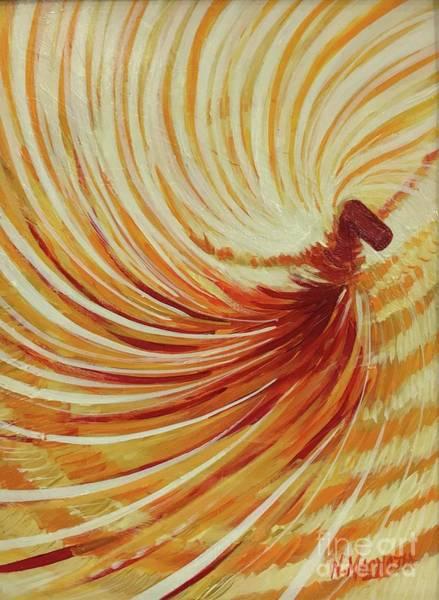 Painting - Sufi-2 by Nizar MacNojia