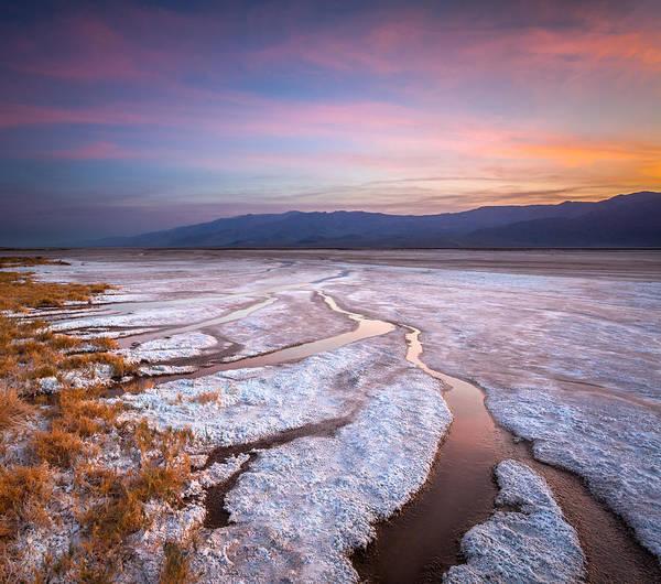 Death Valley Photograph - Sugar And Salt by Thorsten Scheuermann