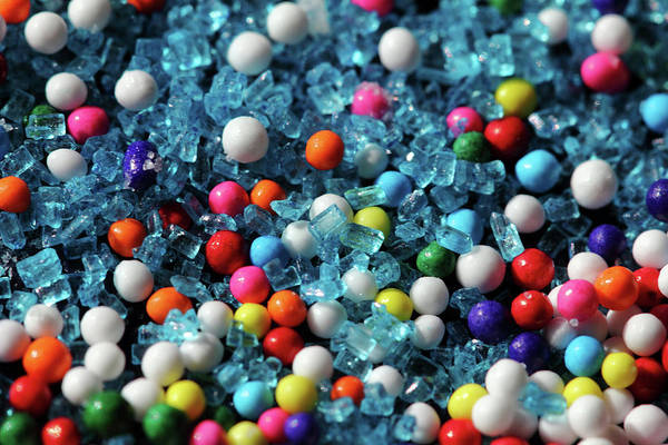 Photograph - Sugar And Sprinkles 2 by Angela Murdock
