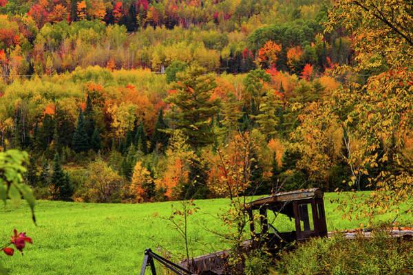 Photograph - Sugar Hill Maple Farm by Jeff Folger