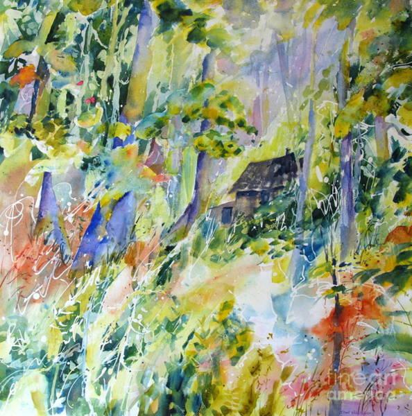 Painting - Sugar Shack by John Nussbaum
