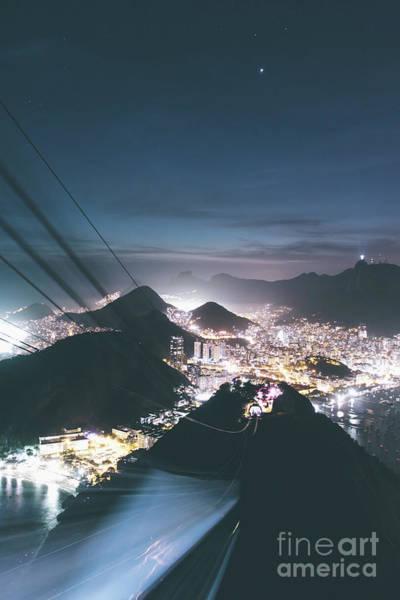 Rio De Janeiro Photograph - Sugarloaf Mountain by Rami Ruhman