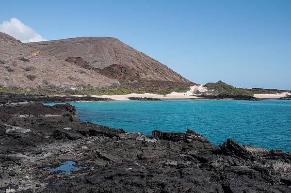 Photograph - Sullivan Bay Santiago James Island Galapagos Islands by NaturesPix