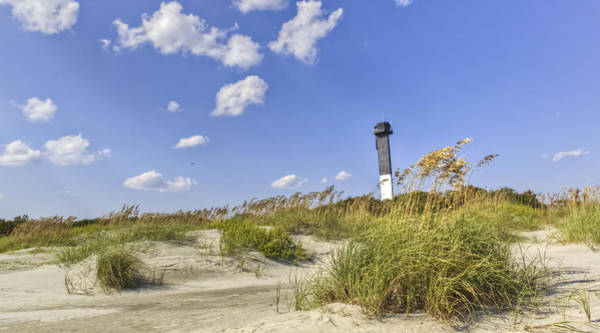 Wall Art - Photograph - Sullivans Island Lighthouse by Drew Castelhano