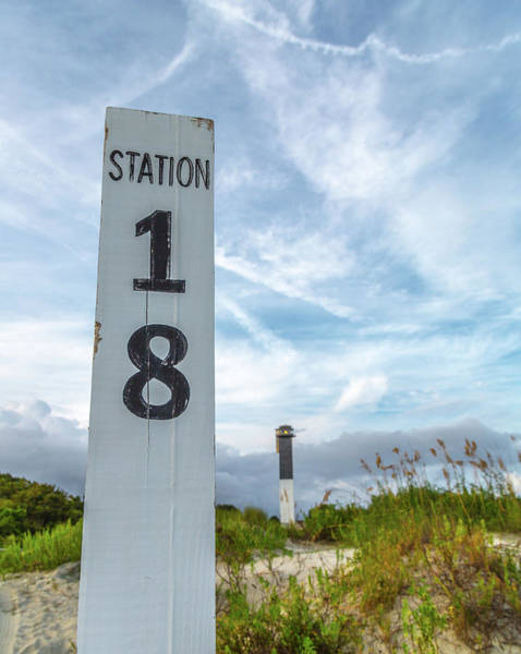 Photograph - Sullivan's Island Station 18 by Donnie Whitaker