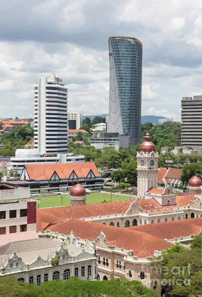 Photograph - Sultan Abdul Samad Building In Kuala Lumpur by Didier Marti
