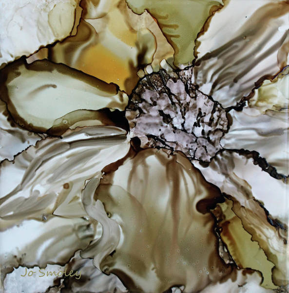 Painting - Sultry Petals by Joanne Smoley