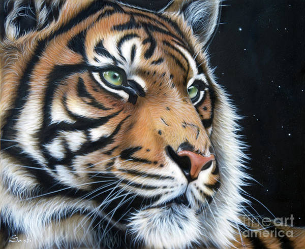 Sumatran  Art Print