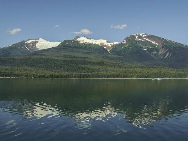 Photograph - Sumdum Glacier Alaska by NaturesPix