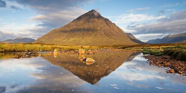 Photograph - Summer At The Buachaille by Stephen Taylor