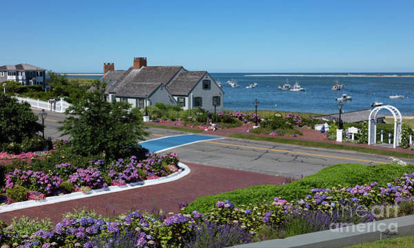 Photograph - Summer At The Chatham Bars Inn Cape Cod by Michelle Constantine