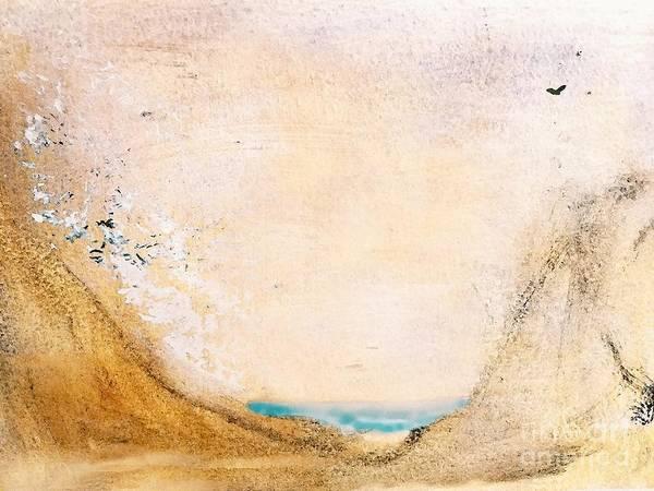Dune Mixed Media - Summer Beach by Sharon Williams Eng