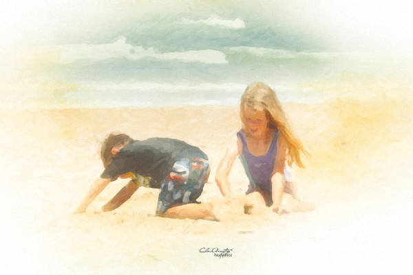 Painting - Summer by Chris Armytage