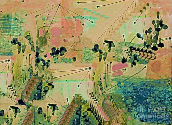 Pale Blue Dot Wall Art - Digital Art - Summer Concert by Nancy Kane Chapman
