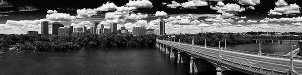 Richmond Bridge Wall Art - Photograph - Summer Day In River City by Tim Wilson