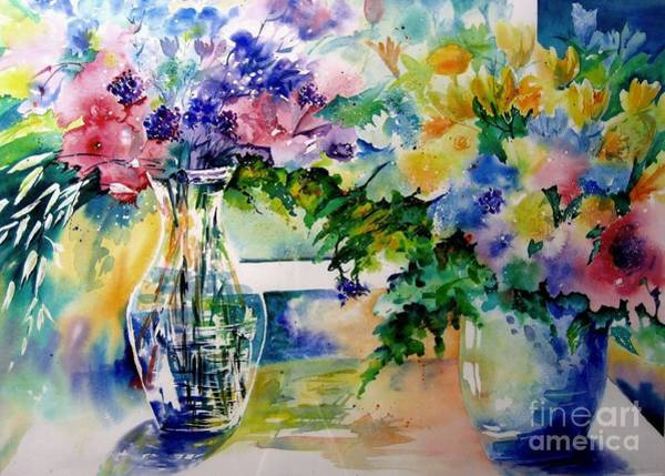 Painting - Summer Delight by John Nussbaum